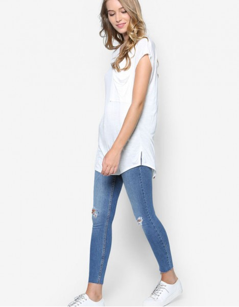 Quần Jeans Skinny Isa